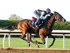 Yahilwa - Keeneland, October 22, 2015.