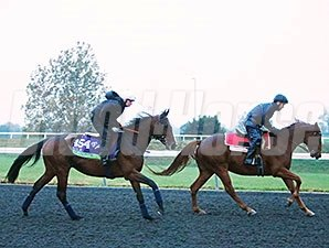 Karakontie - Keeneland, October 27, 2015