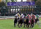 Handle Even, But Keeneland BC Gets High Marks