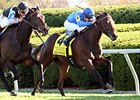 Her Emmynency won the Queen Elizabeth II Challenge Cup in October at Keeneland.