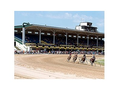 Maryland State Fair racing at Timonium