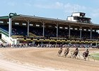 Timonium hosts the short Maryland State Fair race meet each summer