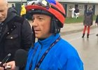 Frankie Dettori Talks Breeders' Cup