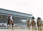 Runhappy wins 2015 Phoenix Stakes at Keeneland