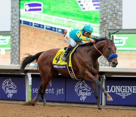 Looking for Breeders' Cup photos? Check out the full slideshow here: http://www.bloodhorse.com/horse-racing/slideshows/slideshow/2015-breeders-cup/2015-breeders-cup