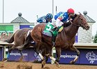 Runhappy wins the Breeders' Cup Sprint.