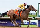 Wavell Avenue wins the Filly and Mare Sprint.