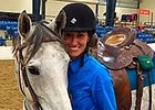 Lindsay Partridge and Soar become America's Most Wanted Thoroughbred.