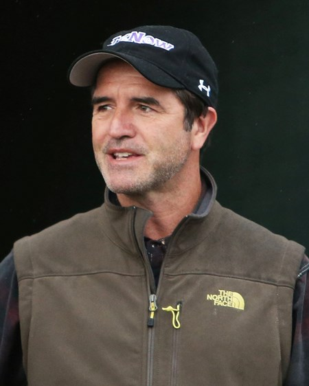 J. Keith Desormeaux - Trainer - Headshot - Keeneland Race Course - 102415