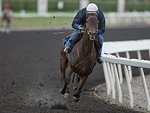 Reporting Star - Woodbine, October 13, 2015.