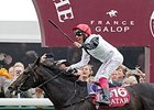 Golden Horn Impressive in Arc de Triomphe