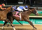 Effinex Draws Post 3 in Stephen Foster