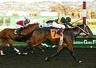Poshsky Rallies to Take Berkeley Handicap