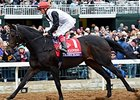 "Golden Horn<br><a target=""blank"" href=""http://photos.bloodhorse.com/BreedersCup/2015-Breeders-Cup/Longines-Breeders-Cup-Turf/i-n5rVgkp"">Order This Photo</a>"
