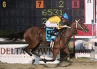 La Appassionata Heads Delta Downs Princess