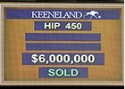 Keeneland November: Take Charge Brandi In the Ring