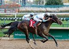 The Uncle Mo colt Mo Tom won the Street Sense Stakes at Churchill Downs