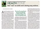 Health Zone: October 24, 2015 - The Heart