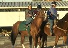 California Chrome and Victor Espinoza Dec. 27
