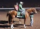 California Chrome on track at Los Alamitos