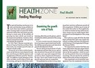 Health Zone: November 7, 2015 - Foal Health