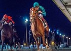 Eagle wins the Tenacious Stakes.