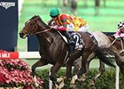 Maurice Named Japan's Horse of the Year