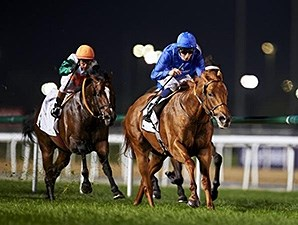 Safety Check wins the 2016 Al Fahidi Fort Sponsored By Meydan Sobha.