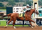 California Chrome Powerful in Winning Return