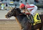 Flexibility Aims for Another Aqueduct Victory
