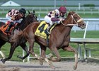 "Flora Dora is scheduled to begin her 3-year-old campaign in the Busanda Stakes.<br><a target=""blank"" href=""http://photos.bloodhorse.com/AtTheRaces-1/At-the-Races-2015/i-2TPLxsW"">Order This Photo</a>"