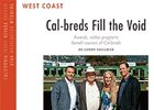 West Coast Regional: Cal-breds Fill the Void