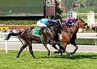 Bolo Upsets Obviously in Arcadia Stakes