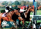 Northern Spur won the Breeders' Cup Turf in 1995.