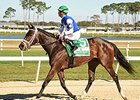 Tepin Set for Keeneland Prep in Hillsborough