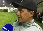 Victor Espinoza On California Chrome's Win