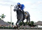 "Mohaymen takes Fountain of Youth Stakes at Gulfstream Park.<br><a target=""blank"" href=""http://photos.bloodhorse.com/AtTheRaces-1/At-the-Races-2016/i-DZBQ6KW"">Order This Photo</a>"