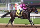 Malibu Sunset wins race 3 at Santa Anita Feb. 28