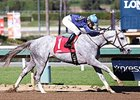 Higgins Rides First Winner at Santa Anita