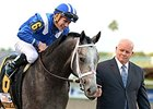 Mohaymen Begins Working Toward Florida Derby