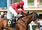 Guns Loaded won the Joe Hernandez Stakes Feb. 28.