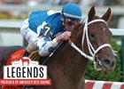 Legends: Smarty Jones an Unlikely Hero