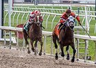 "S'maverlous leads the way to victory in the New Orleans Handicap.<br><a target=""blank"" href=""http://photos.bloodhorse.com/AtTheRaces-1/At-the-Races-2016/i-KjMXJHj"">Order This Photo</a>"