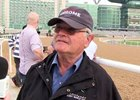 Dubai World Cup: Art Sherman and 'Chrome'