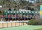 Oaklawn Park's total handle is up 9% and on-track wagering on live races has increased 22%