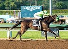 Melatonin and Joe Talamo upset the Santa Anita Handicap.