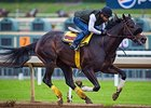 Derby Hopefuls Top Full Santa Anita Work Tab