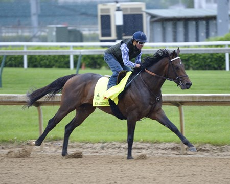 Exaggerator works April 30 at Churchill