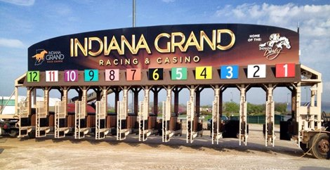 Track Supers Field Day Set For Indiana Grand Bloodhorse