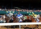 Keeneland Sets Single-Day Handle Record